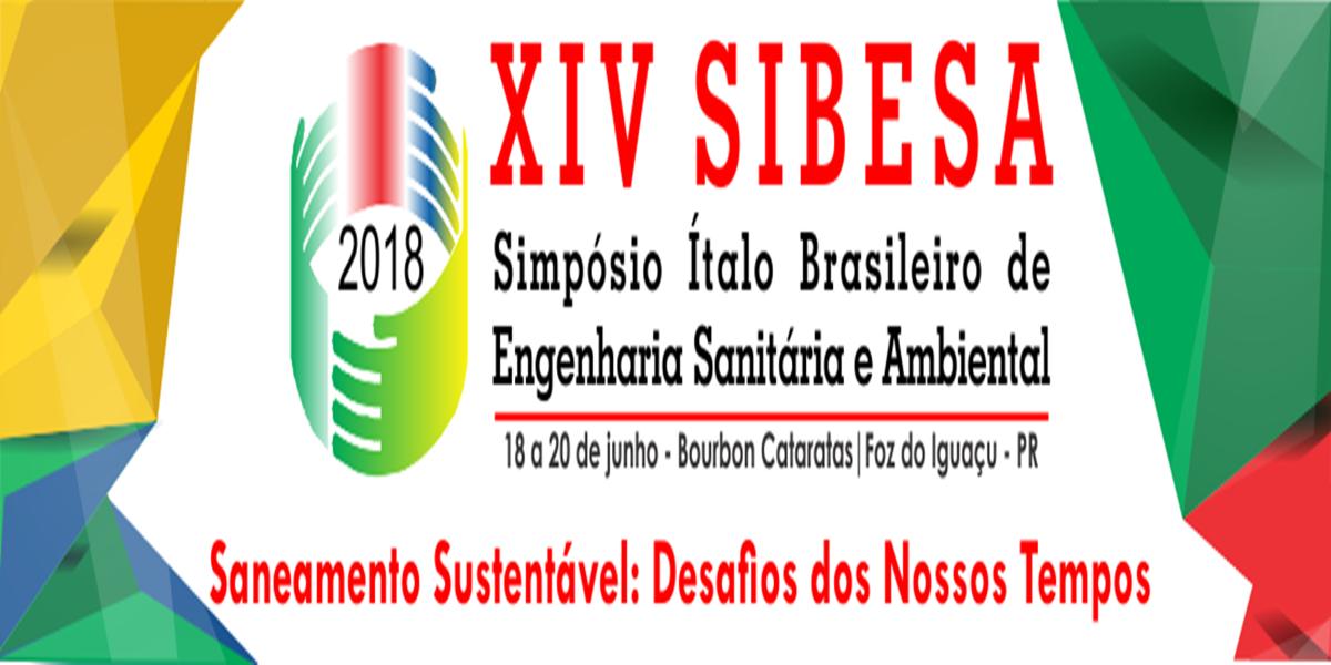 Simpósio Ítalo Brasileiro de Engenharia Sanitária e Ambiental - SIBESA