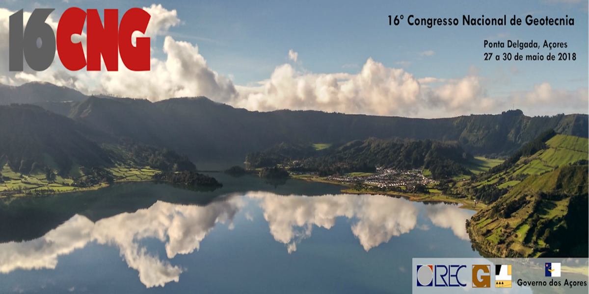 16CNG - 16º Congresso Nacional de Geotecnia
